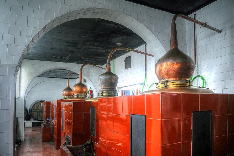 Gin Xoriguer distillery, Menorca