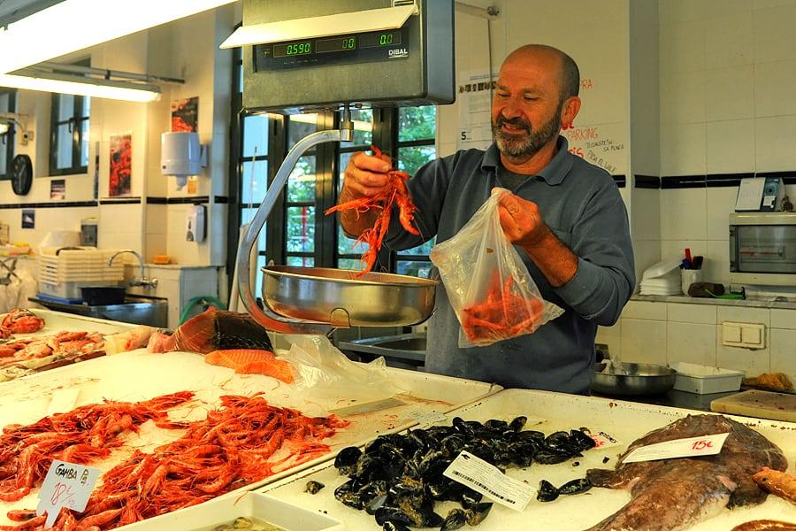 Menorcan cuisine | Mahon fish market, Menorca, Spain
