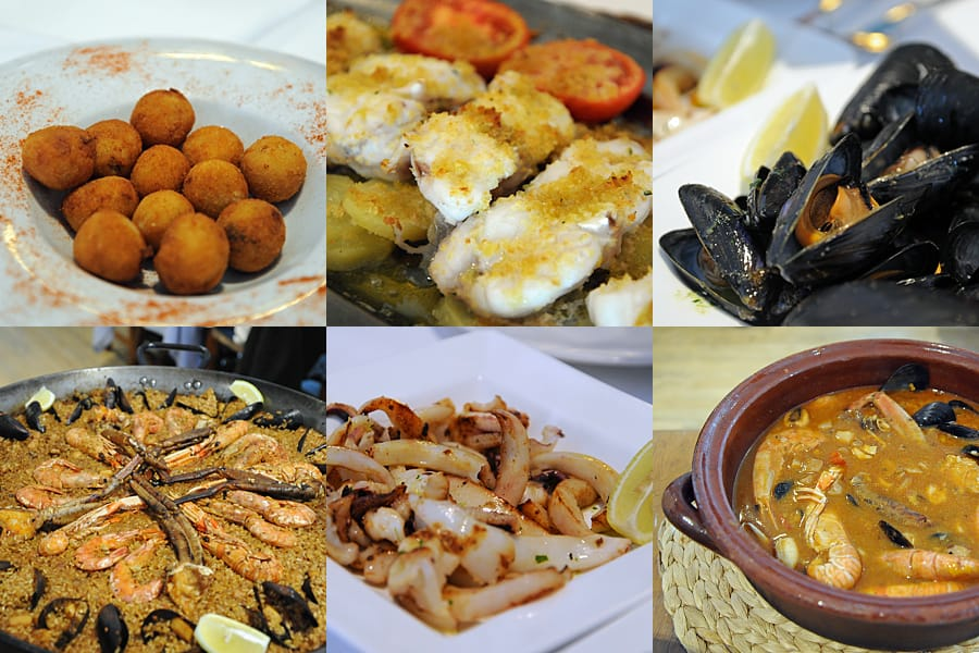 Menorcan cuisine | The best food and drink in Menorca - Es Port restaurant, Fornells, Menorca