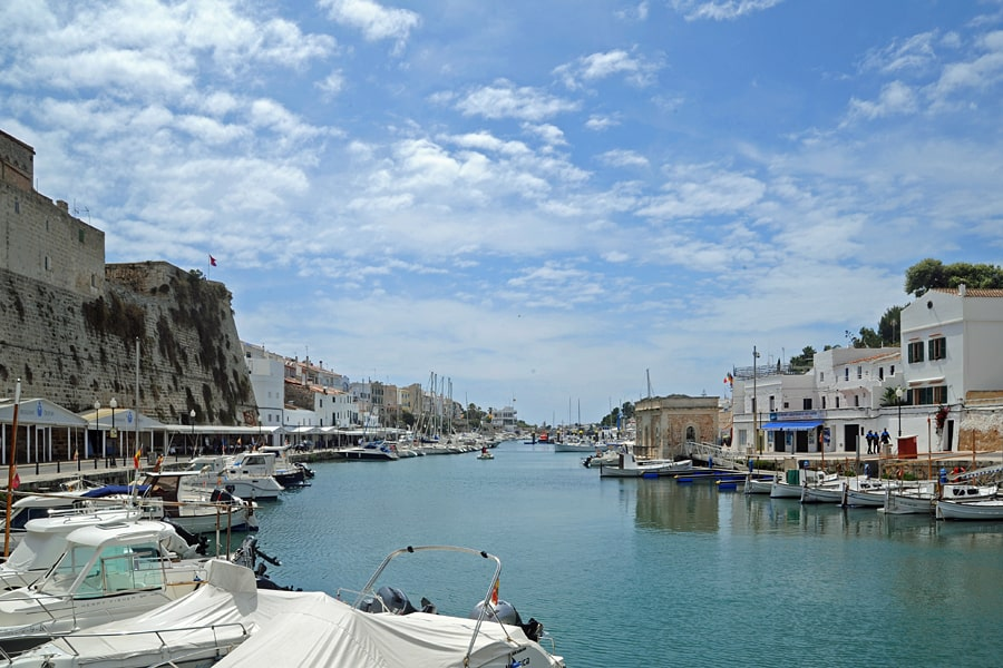 Fishing Port, Cituadella, Menorca, Spain