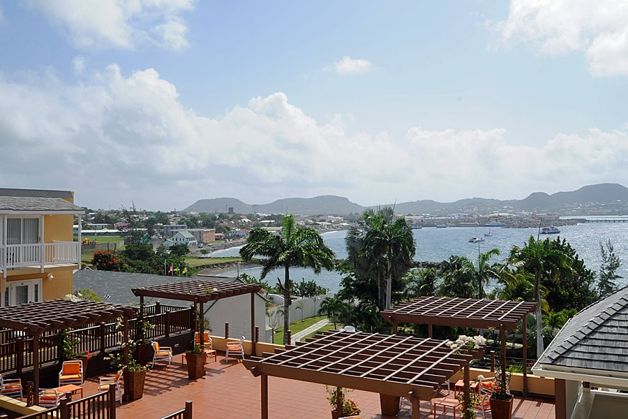 Ocean Terrace Inn, St Kitts