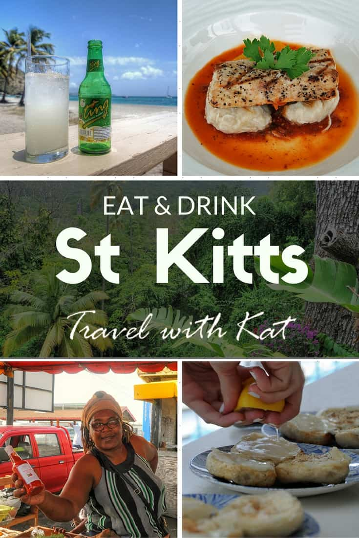 Guide to where and what to eat on the Caribbean island of St Kitts