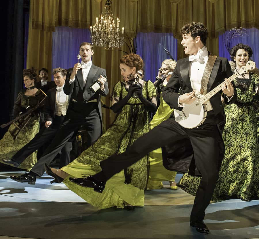 Review: Half a Sixpence transfers from the Chichester Festival Theatre to London's West End