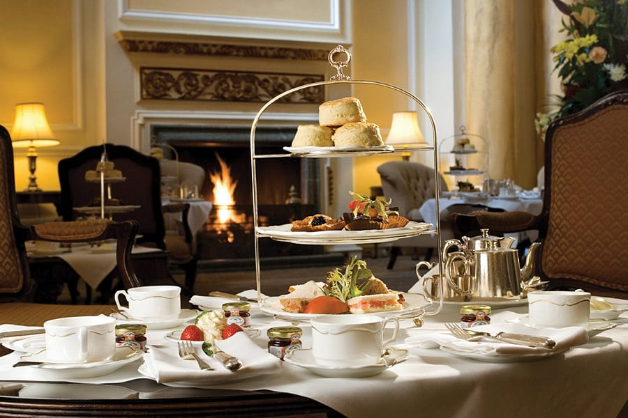 Afternoon Tea at The Grand Hotel - Top 10 Things to do in Eastbourne, East Sussex, England