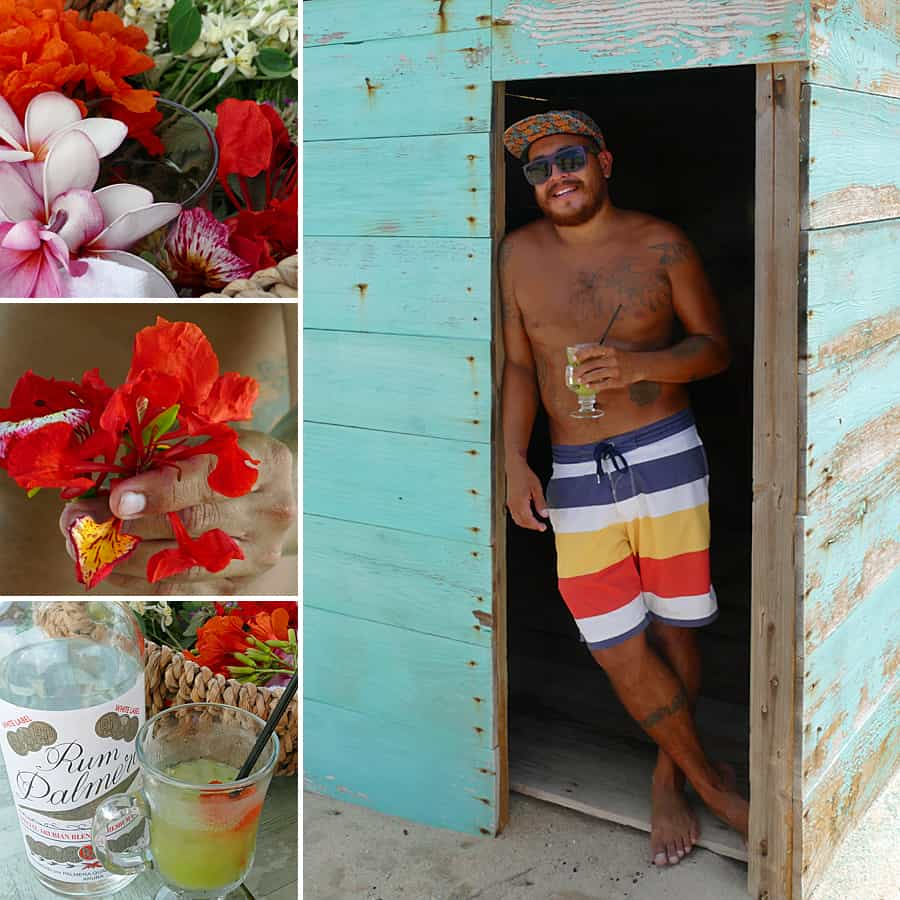Forager Frank, Aruba