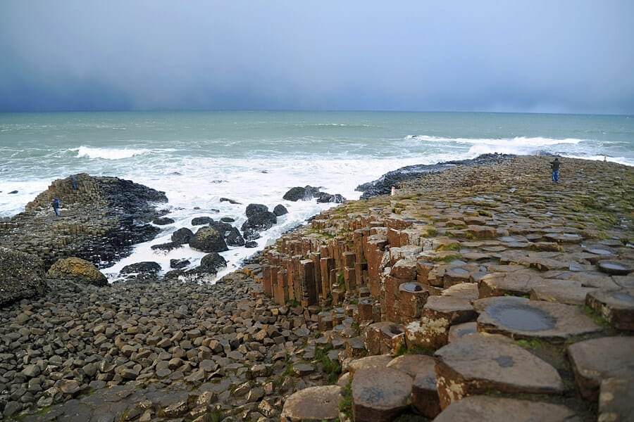 The Giant's Causeway, The Causeway Coast, Northern Ireland