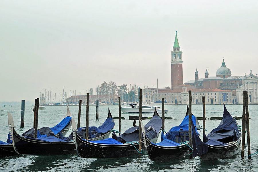 View of San Giorgio Maggiore,Venice