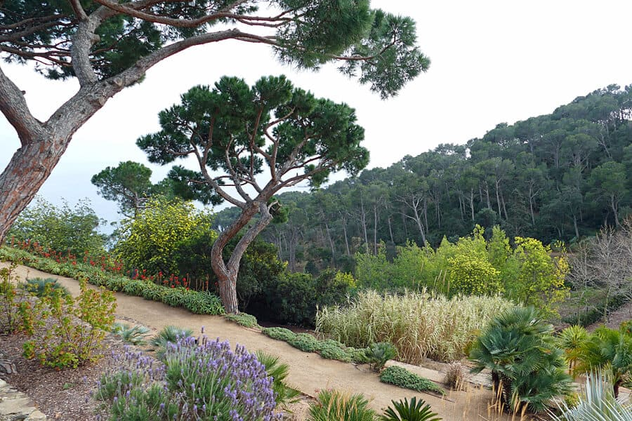 Jardins de Cap Roig, near Girona, Spain