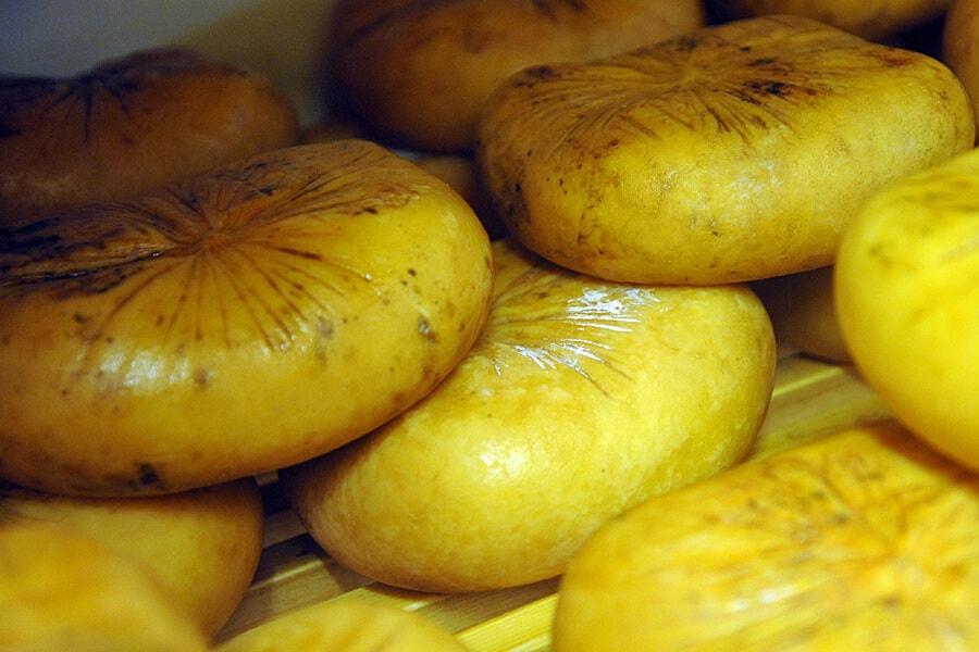 Mahón cheese, Menorca, Spain - one of my top 10 things to do in Menorca