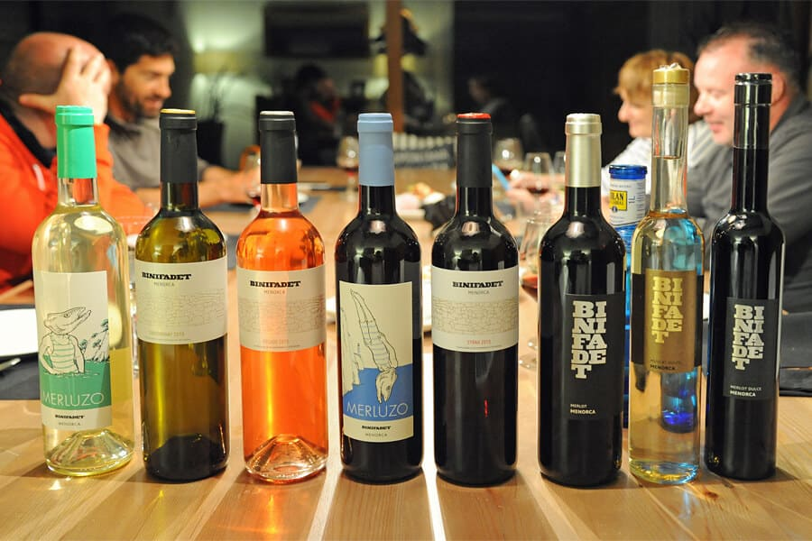 Binifadet winery in Sant Lluis, Menorca, Spain - one of my top 10 things to do in Menorca