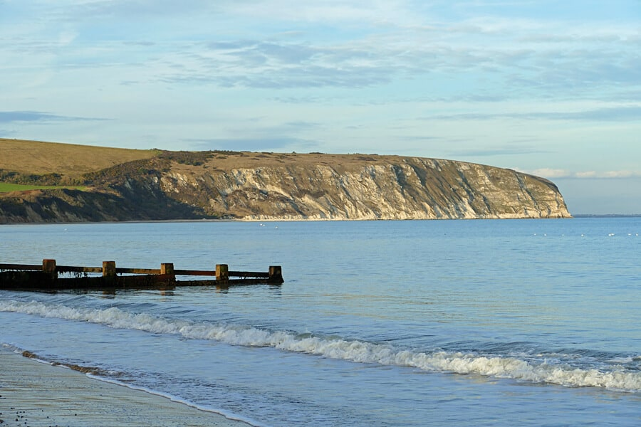 The Jurassic Coast, Swanage, Dorset