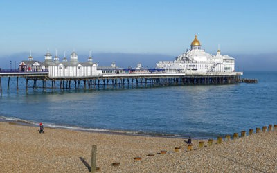 24 hours in Eastbourne – fish 'n chips, kayaks and plenty of sea air