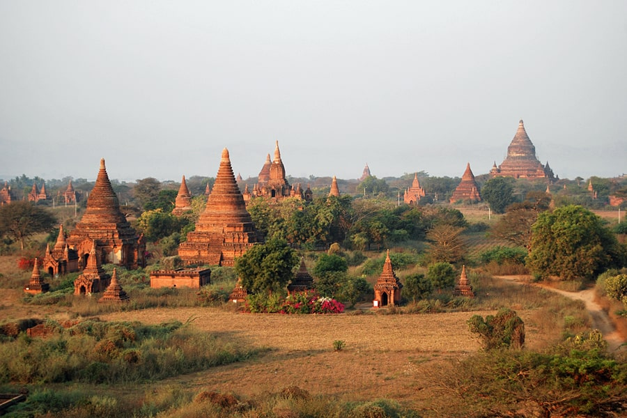 Bagan, Burma (Myanmar), one of my Top 10 places to visit in Burma