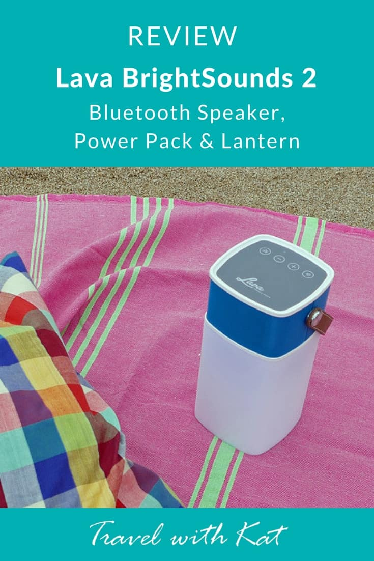 Lava BrightSound Bluetooth speaker /power bank /LED light review