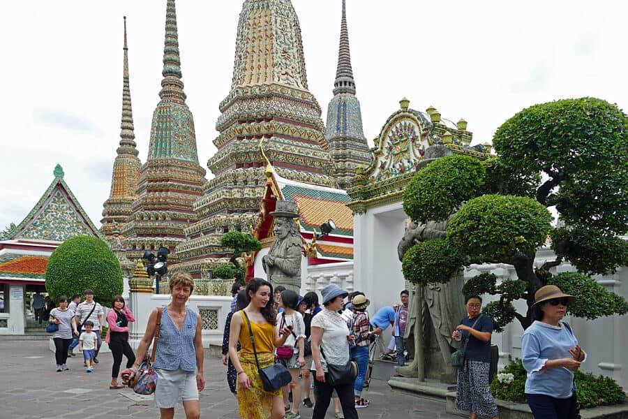 Wat Pho, 24 hours in Bangkok, Thailand