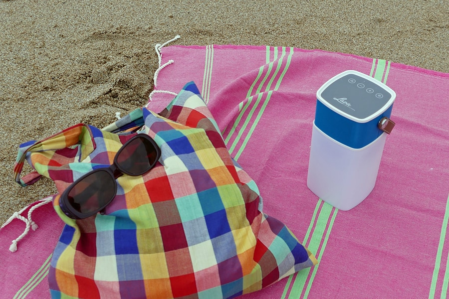 Lava BrightSounds 2 Bluetooth Speaker Review and Giveaway