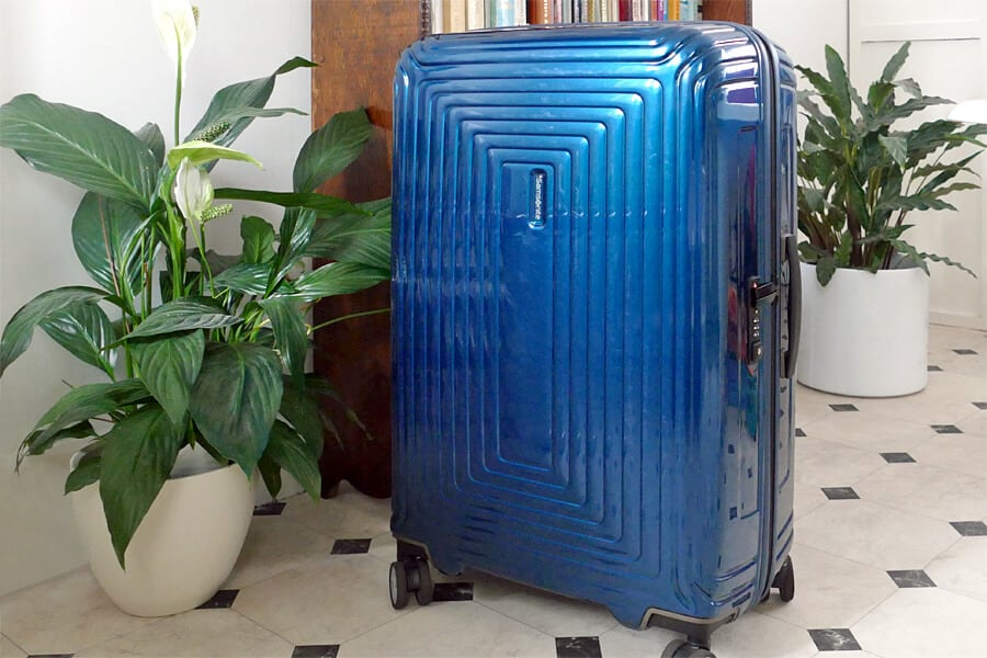 Samsonite Neopulse Suitcase Review
