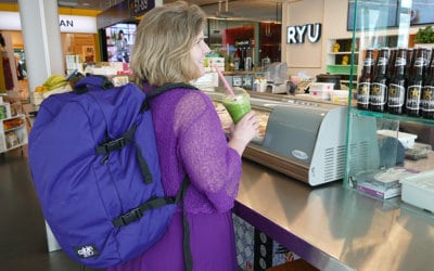 CabinZero Review: is this the best carry-on backpack?