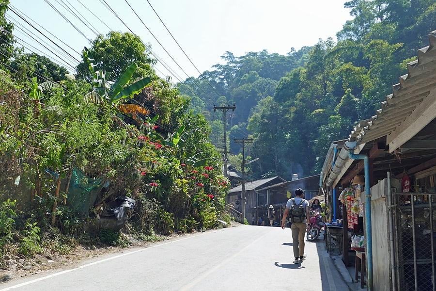 Kampong, Chiang Mai, Thailand