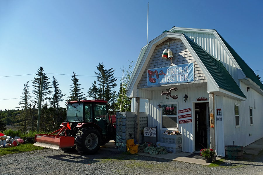 Best things to eat in Saint John - Whitetail Fisheries Lobster Shop, Saint john, New Brunswick, Canada