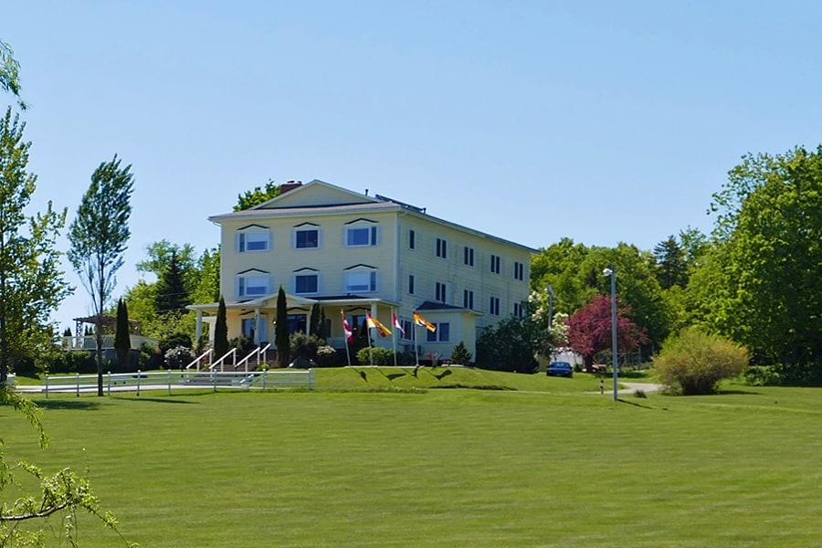 Rossmount Inn, near Saint Andrews, New Brunswick Canada