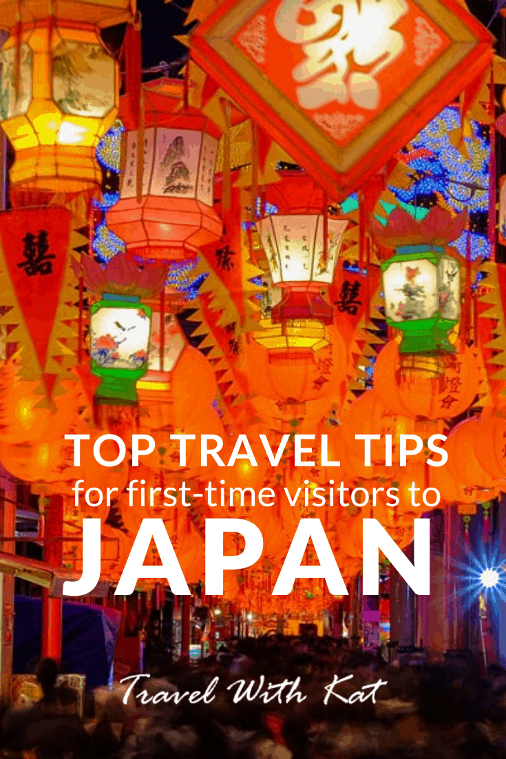 Japan travel tips for first-time visitors