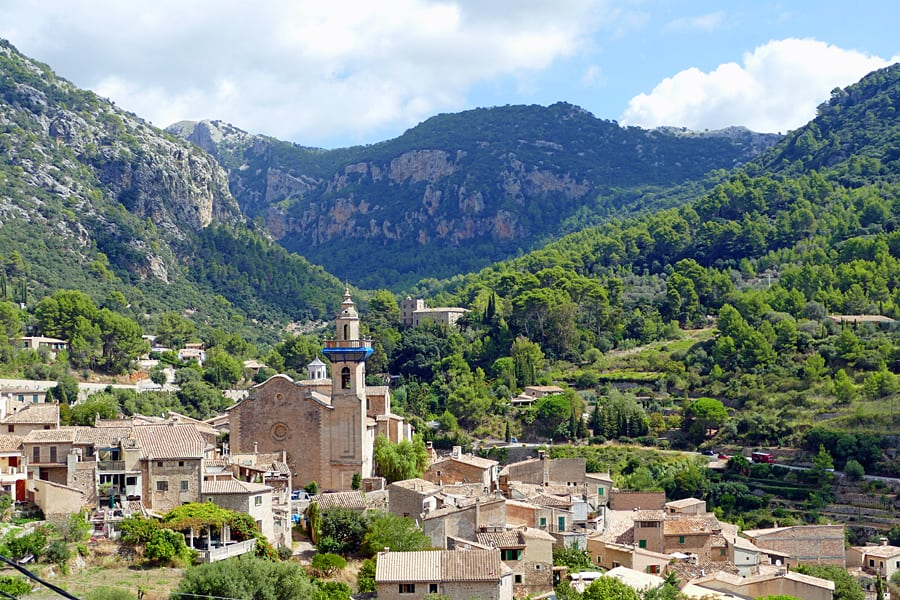 Valldemossa, One of my top 12 things to see in Mallorca