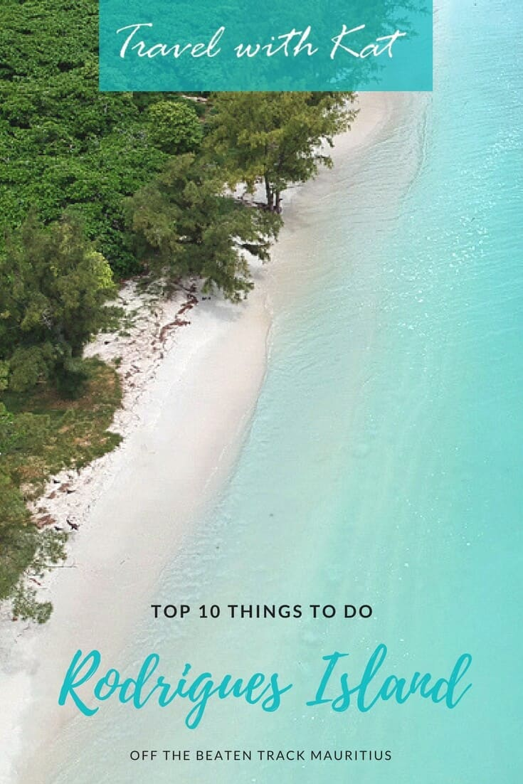 Top 10 things to do in Rodrigues Island, Indian Ocean - off the beaten track Mauritus