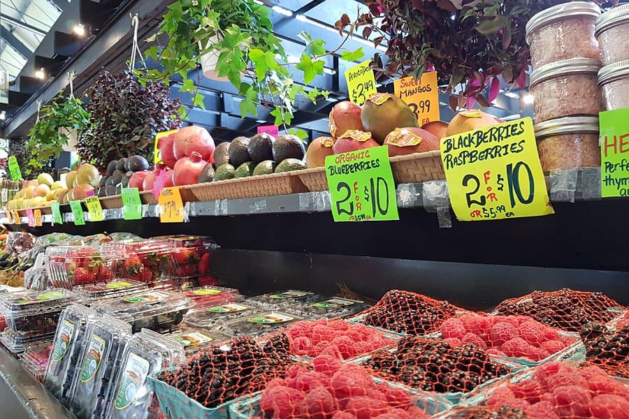 St Lawrence Market, Toronto, Ontario, Canada