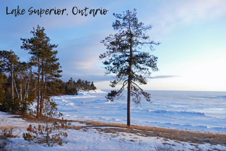Lake Superior, Algoma, Ontario, Canada
