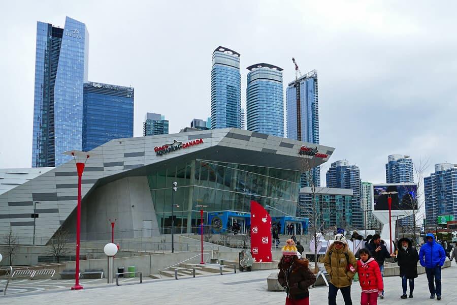 Ripley's Aquarium, Toronto, Canada