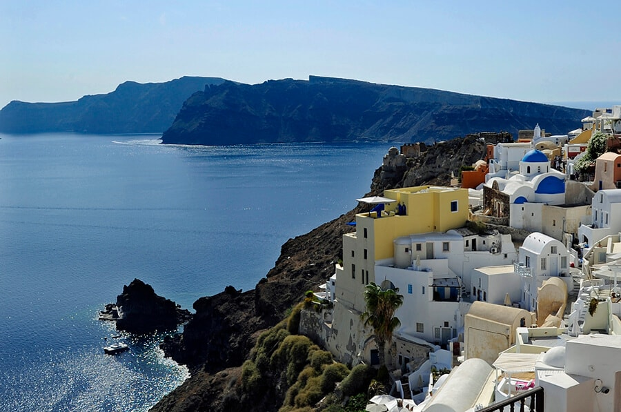 Enjoy your 'grey gap year' sialnd hopping in Greece