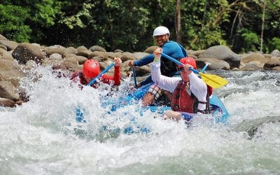 The best places in the world to go white-water rafting