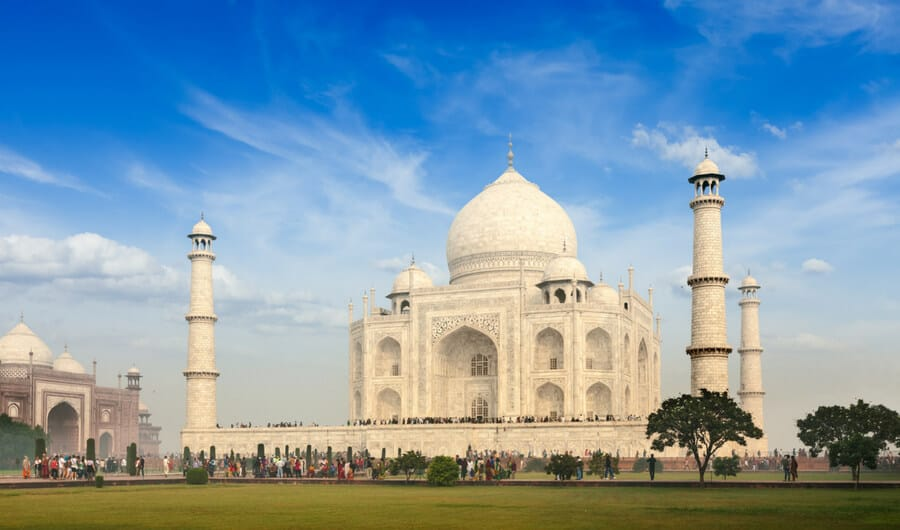 Taj Mahal, one of my seven wonders of the world