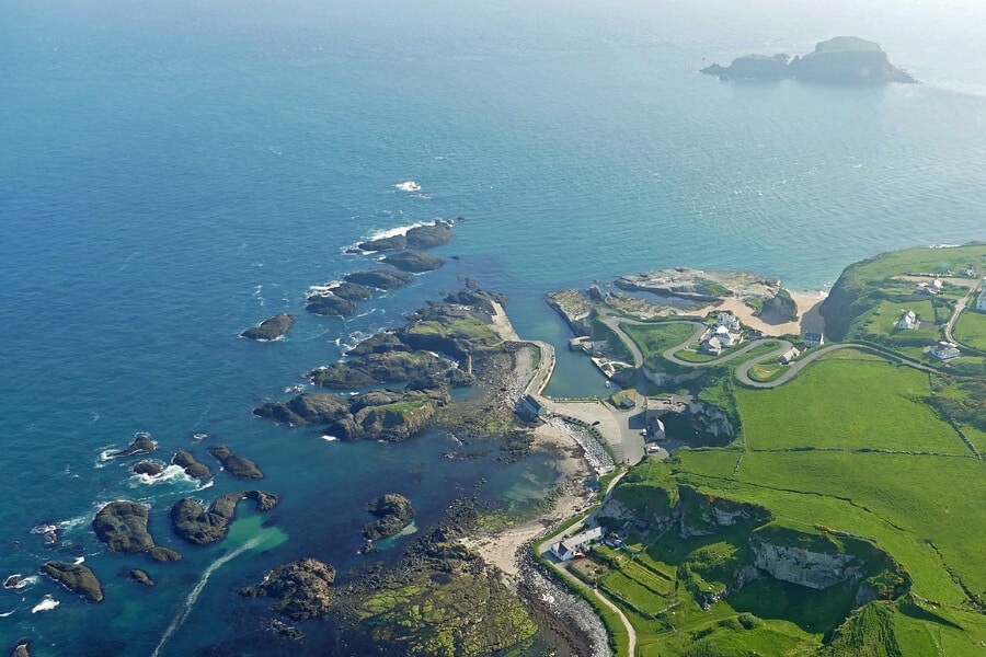 Ballintoy Harbour, Co Antrim | Lordsport, Port of Pyke | Game of Thrones tour Ireland