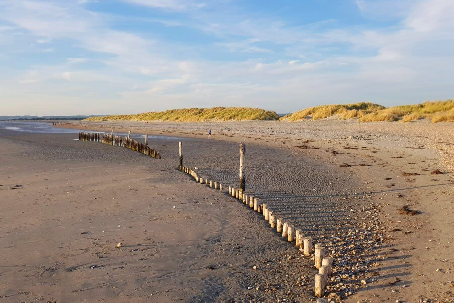 West Wittering beach, West Sussex, England - one of my favourite places to visit in the UK