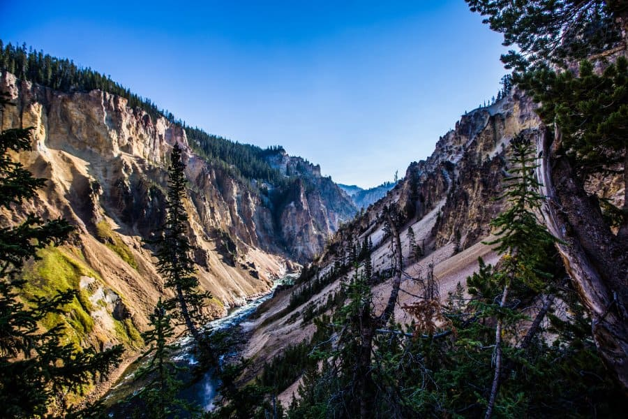Yellowstone National Park, on my epic American adventure bucket list