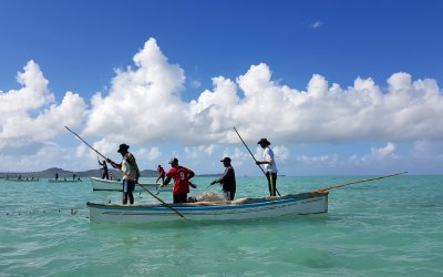 La Fête du Poisson: Traditional Net Fishing in Rodrigues Island