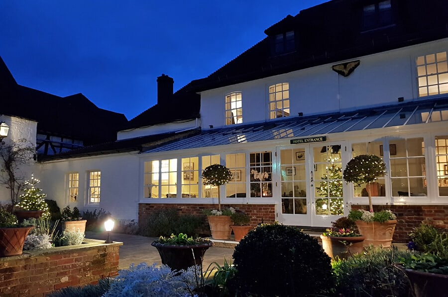 The Spread Eagle, Midhurst, West Sussex