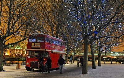 Top 10 things to do in London at Christmas
