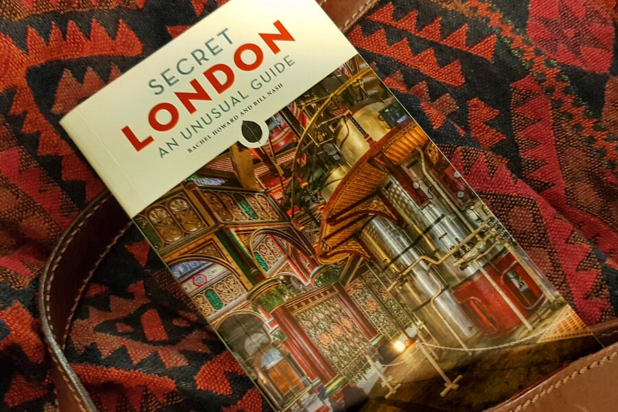 Secret London, unusual things to do in London