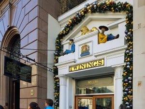 Twnings Tea Shop, London