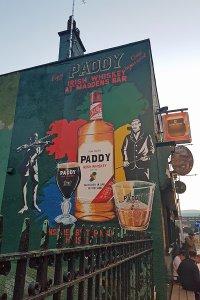Maddens, a traditional Irish pub in Belfast