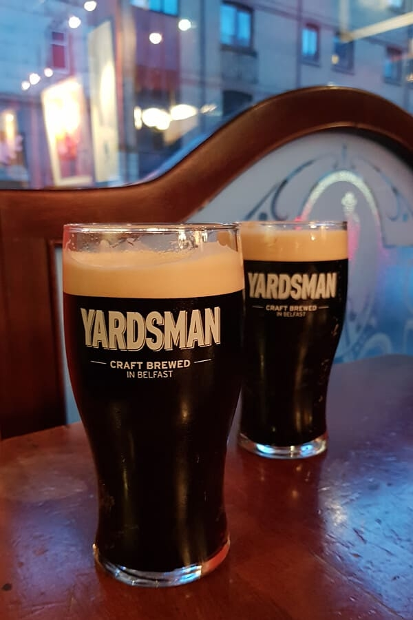 Yardsman ODS (Original Double Stout) by Hercules Brewing Company