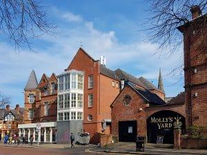 Molly's Yard, University Quarter, Belfast