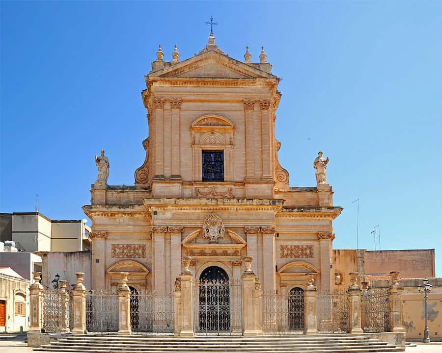 Basilica di Santa Maria Maggiore , Ispica, Sicily, Italy