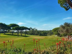 Golf at Quinta do Lago, Algarve