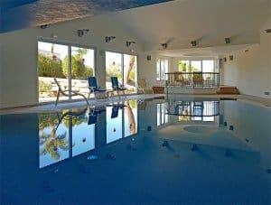 Quinta do Lago Country Club indoor pool