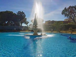 Quinta do Lago Country Club outdoor pool