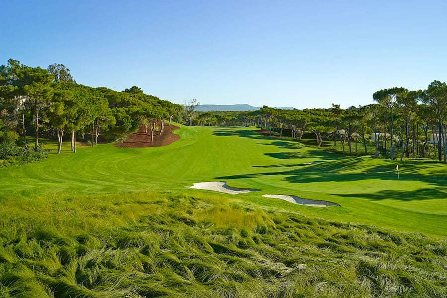 Quinta do Lago North course (photo courtesy of QDL)